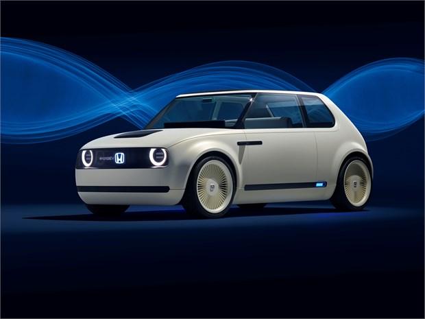 Il Concept Urban EV di Honda svelato al Salone di Francoforte