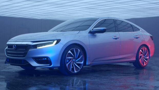 Honda Insight 2018: le prime anticipazioni