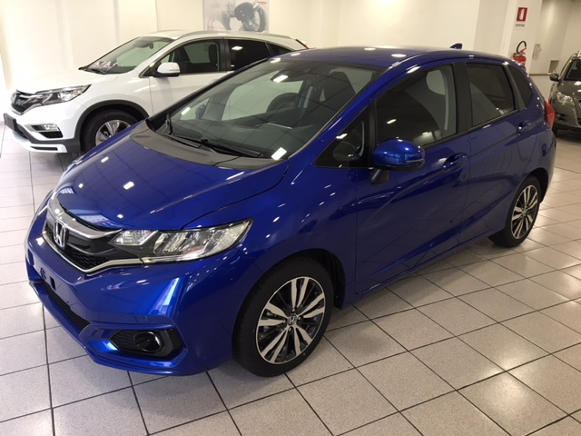 Honda Jazz 2018 restyling