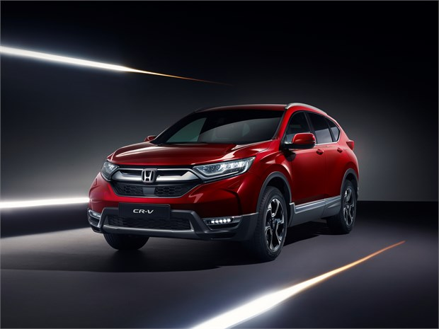 Nuovo Honda CR-V 2018